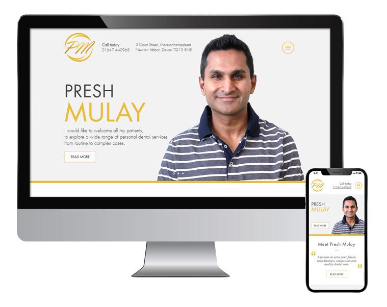 Meet Presh Mulay!